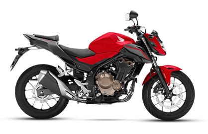 本田CB500F摩托车