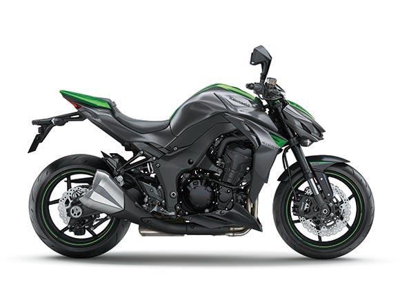 2016款川崎Z1000