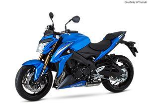 铃木GSX-S1000 ABS摩托车