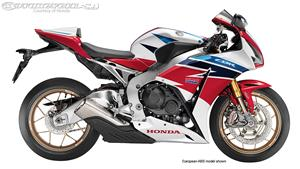 本田CBR1000RR SP摩托车