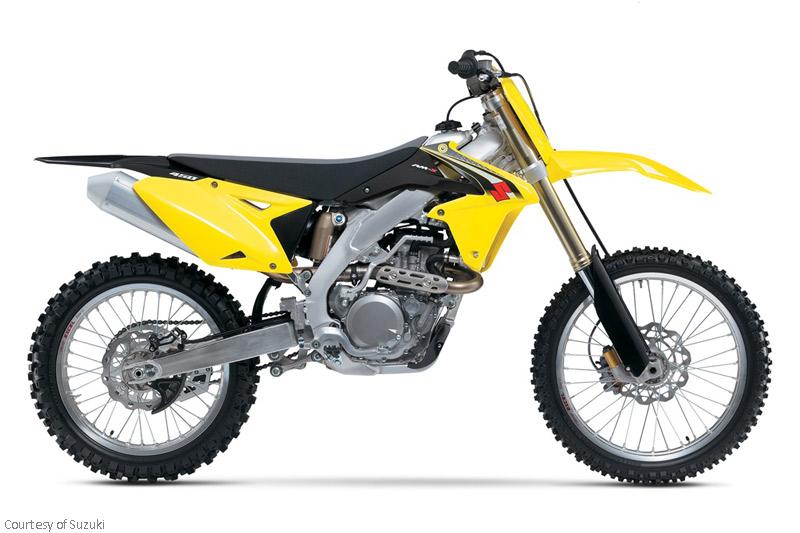 2016款铃木RM-Z450摩托车