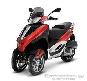 比亚乔摩托车_比亚乔MP3 City摩托车_图片视频_参数配置_年份车型_机车网
