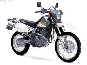 铃木DR650S摩托车