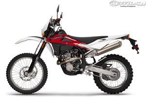 胡斯瓦纳TE310摩托车