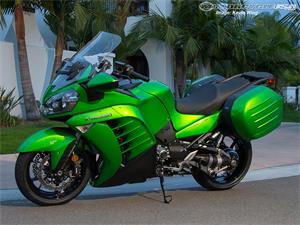 川崎Concours 14 ABS摩托车