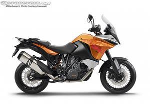KTM1190 Adventure摩托车
