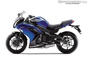 2013款川崎Ninja 650
