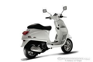 VespaS 150摩托车