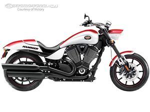 胜利摩托车