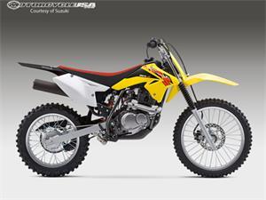 2013款铃木DR-Z125L摩托车