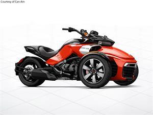 庞巴迪Spyder F3-S摩托车