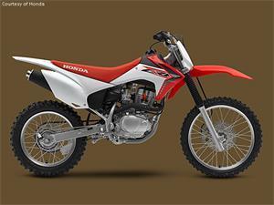 2015款本田CRF150F摩托车