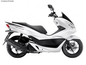 本田PCX摩托车