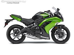 2014款川崎Ninja 650