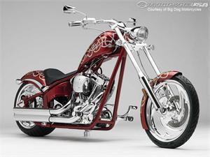 2007款大狗Chopper