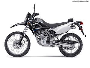 川崎KLX250S摩托车