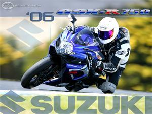 2006款铃木GSX-R750