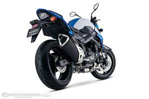 铃木GSX-S750Z摩托车