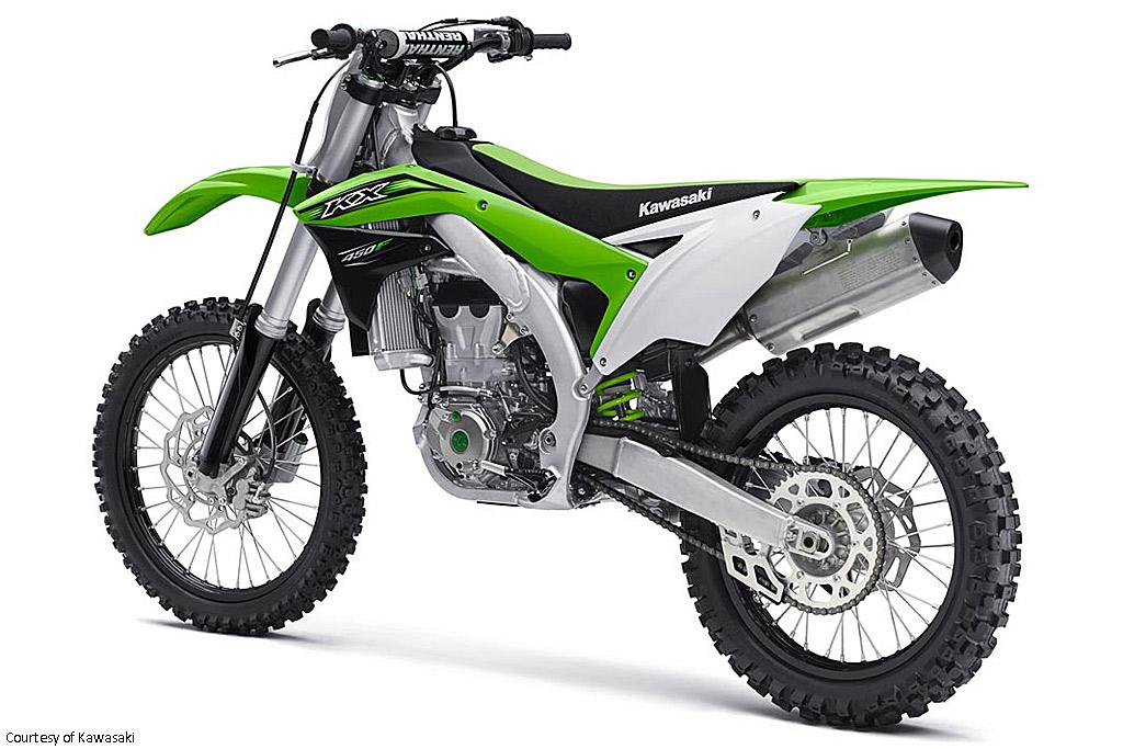 川崎KX450F摩托车