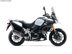铃木V-Strom 1000 ABS Adventure摩托车