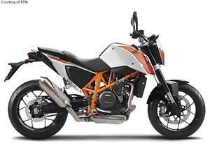 KTM690 Duke摩托车车型图片视频