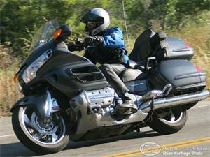2005款本田Gold Wing 1800摩托车图片