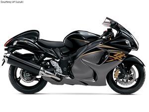 2015款铃木Hayabusa摩托车