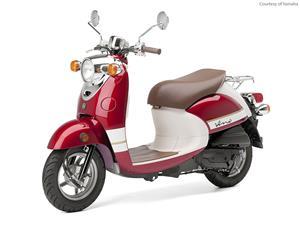 雅马哈Vino Classic摩托车