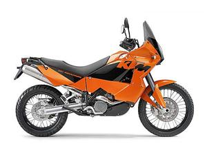 KTM950 Adventure摩托车车型图片视频