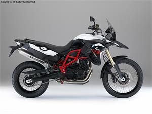 宝马F800GS摩托车车型图片视频