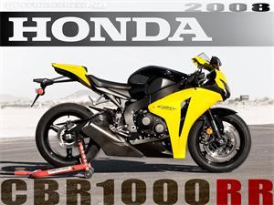 2008款本田CBR1000RR