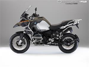 宝马R1200GS Adventure摩托车