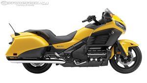 2014款本田Gold Wing F6B