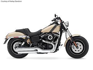 2015款哈雷戴维森Dyna Fat Bob - FXDF摩托车