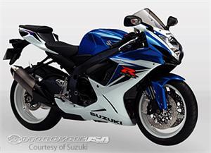2011款鈴木GSX-R600