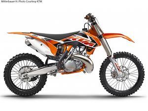 KTM250 SX摩托车